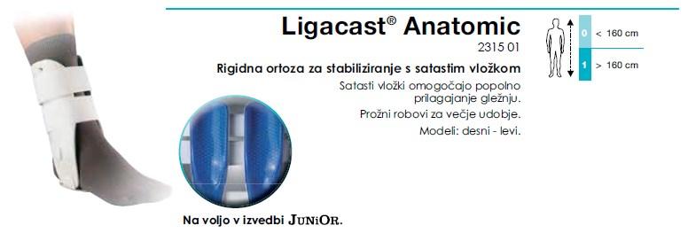 Ligacast Anatomic