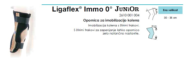 Ligaflex Immo 0 Junior