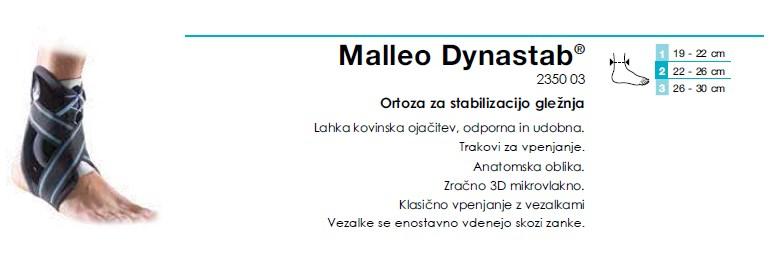 Malleo Dynastab