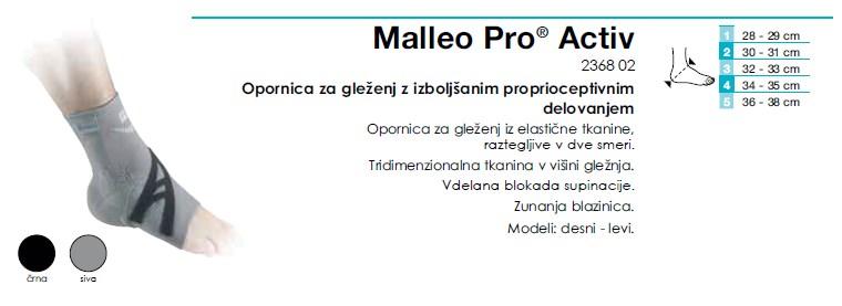 Malleo Pro Activ
