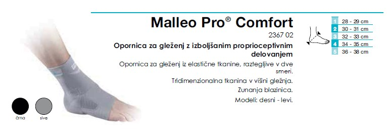 Malleo Pro Comfort