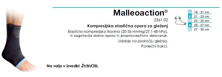 Malleoaction