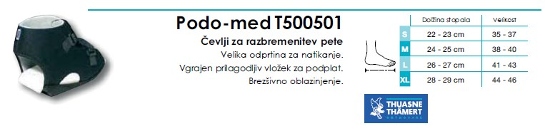 Podo Med T500501