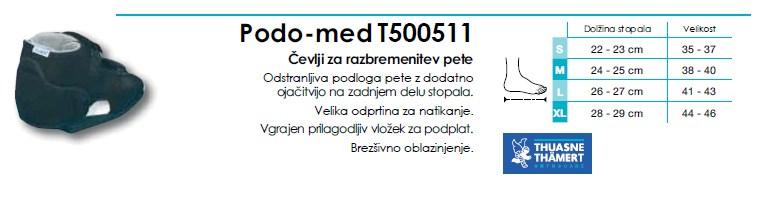 Podo Med T500511