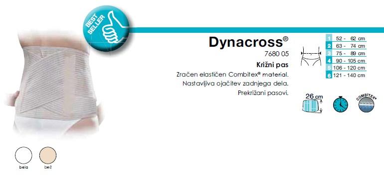 Križni pas Dynacross
