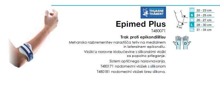 Trak proti epikondilitisu.