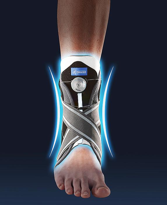 Ortoza za stabilizacijo gležnja