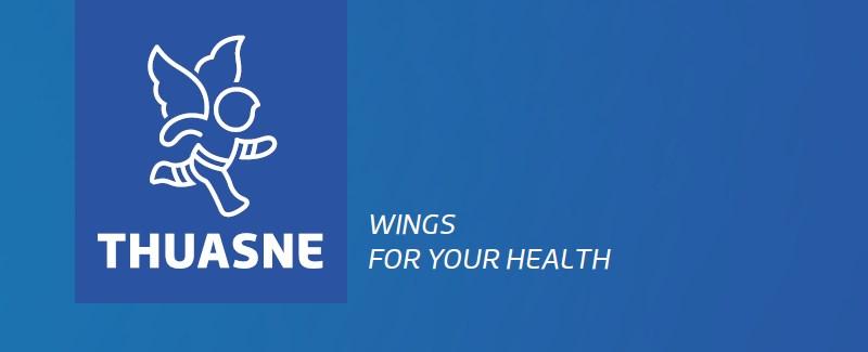 Katalog ortopedskih pripomočkov Thuasne