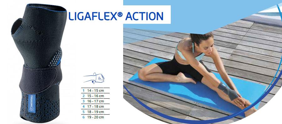 Ortoza za zapestje Ligaflex Action