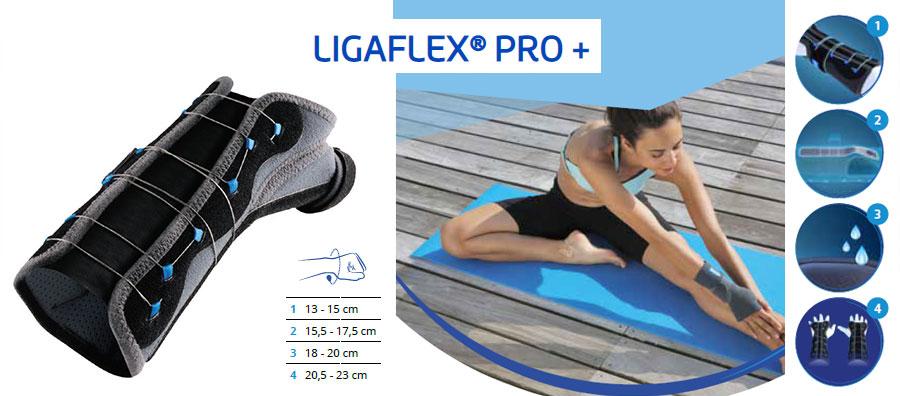 Opornica za zapestje ligaflex pro plus