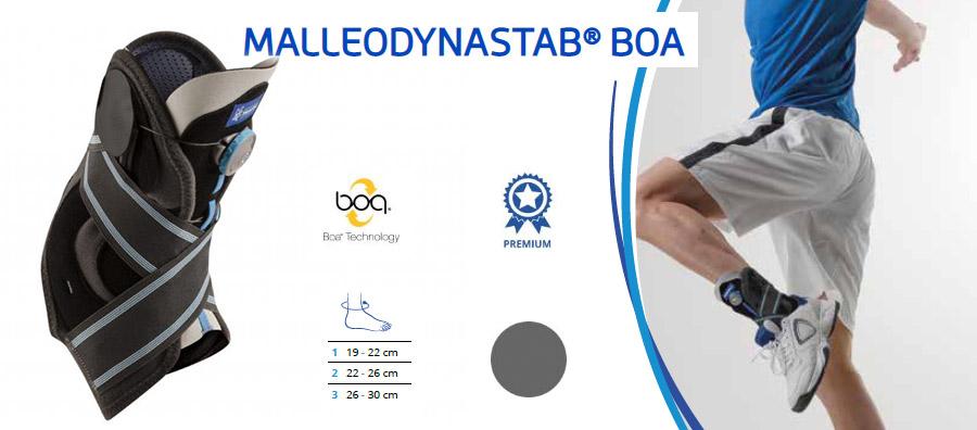 Malleo Dynastab Boa imobilizacija gleženj