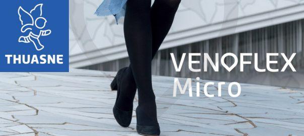 Kompresijske nogavice Venoflex Micro Thuasne