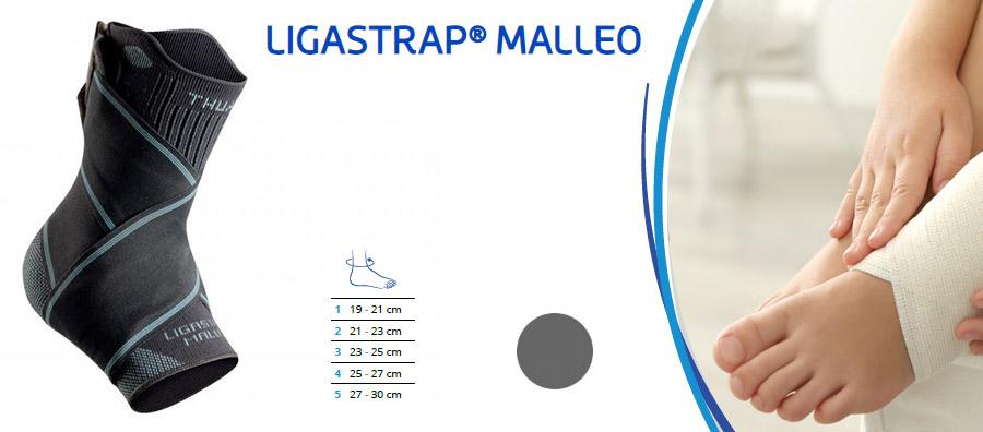 Ligamentna ortoza za gleženj Thuasne Ligastrap Malleo