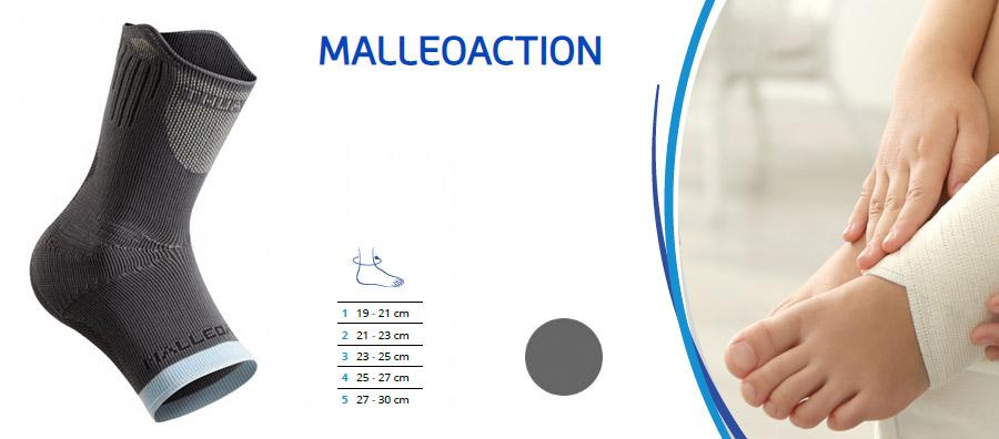 Malleoaction opornica za gleženj thuasne