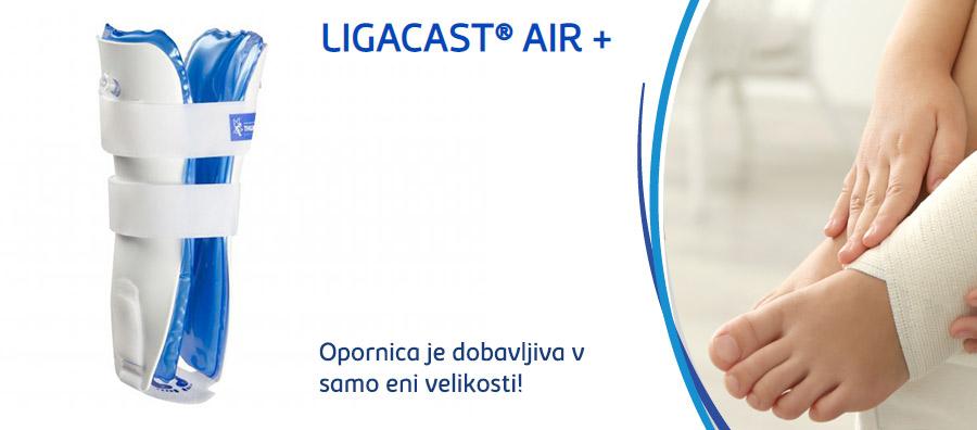 Ligacast Air+ opornica ortoza za gleženj thuasne