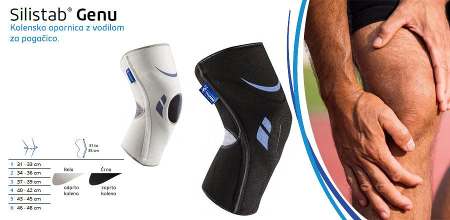 Pogačnična kolenska ortoza