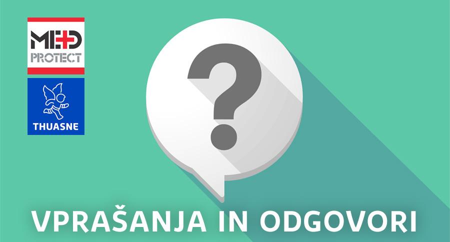 Vprašanja in odgovori opornice ortopedija
